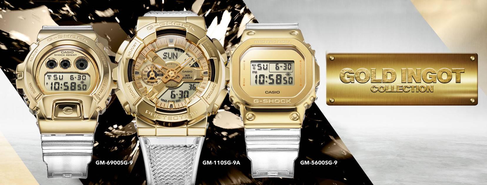 GM Gold Ingot