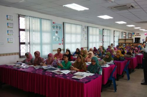 CASIO Calculator - Classwiz Workshop in PPD Kuantan