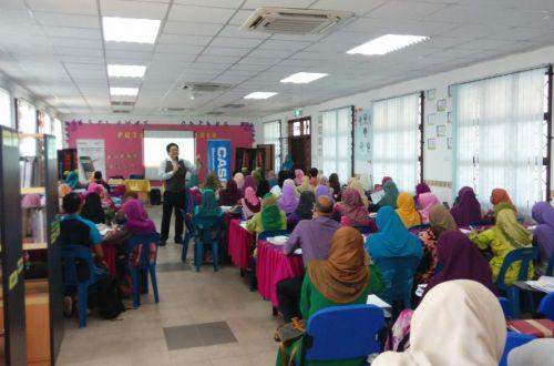 CASIO Calculator - Classwiz Workshop in PPD Kuantan