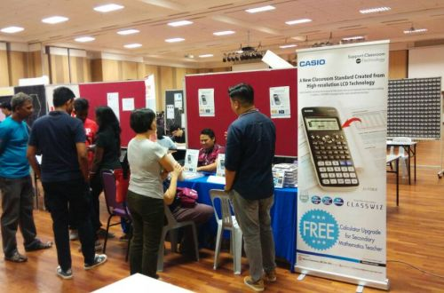 CASIO Calculator - UTAR National Maths Competition