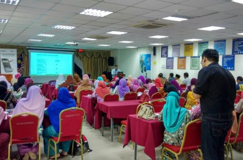 CASIO Calculator - Classwiz Workshop with PPD Pekan