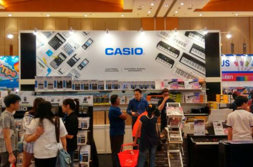 CASIO Calculator - Popular Bookfest 2017