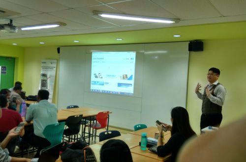CASIO Calculator - Classwiz Workshop in Taylor College Subang