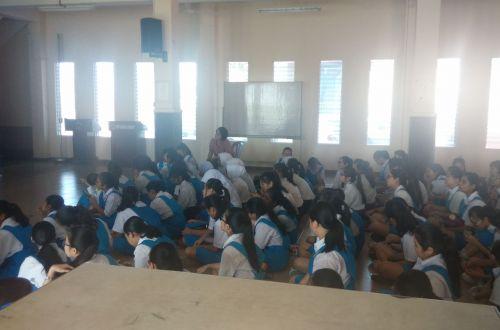 CASIO Calculator - ESPLUS Workshop in SMK Canossa Convent, Melaka