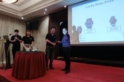 CASIO Calculator - Dealer Conference @ Central